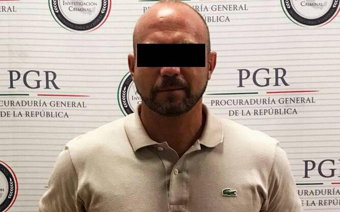 Cae principal operador de droga de Cancún a EU y Europa