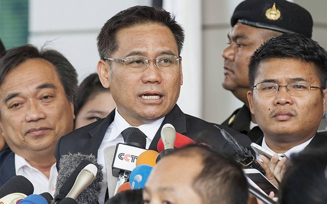 Tailandia reporta que exprimera ministra huyó a Dubái tras condena penal