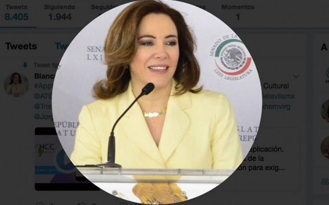 Blanca Lilia, directora general del Canal Congreso, entre los once idóneos para vacante del INAI