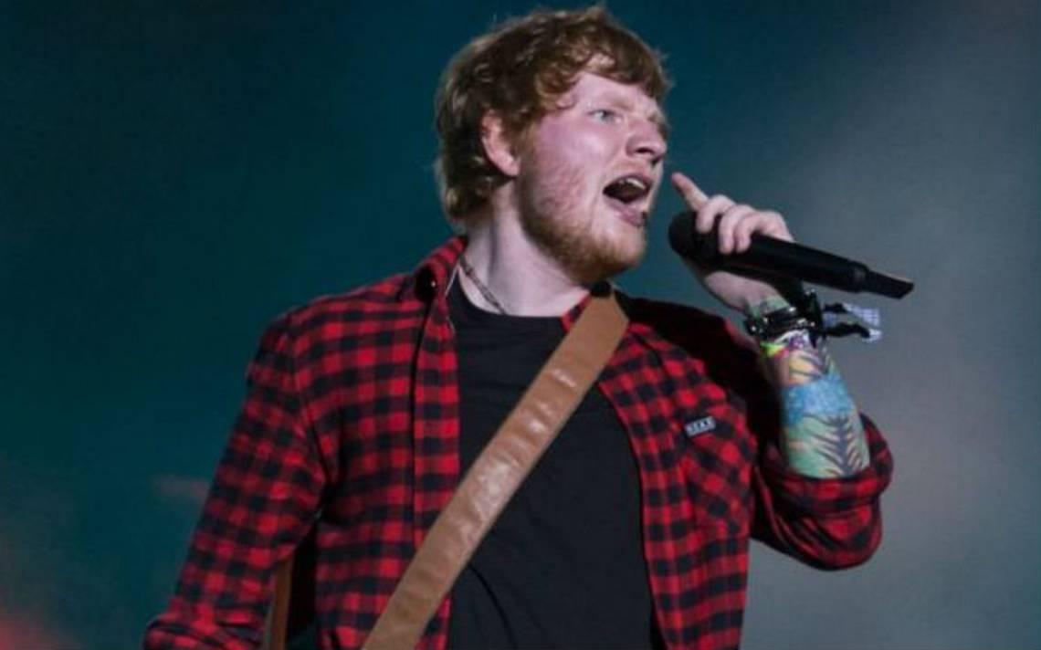 Atropellan a Ed Sheeran en calles de Londres