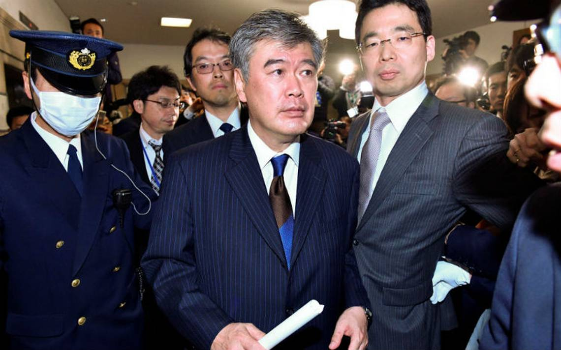 Dimite un alto cargo en Japón acusado de acoso sexual