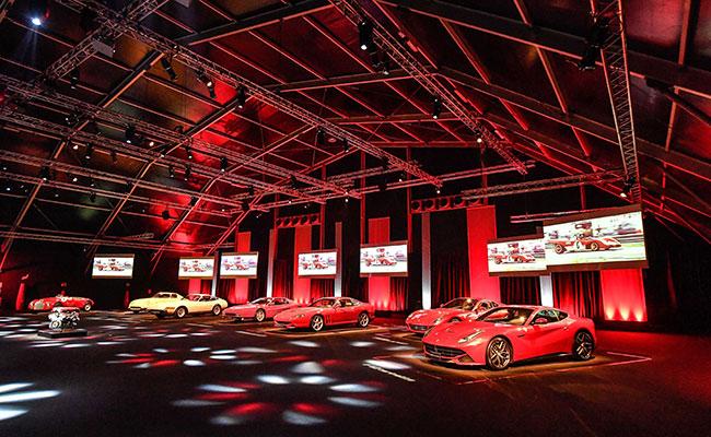 Fuentes, entre los mejores de la Scuderia Corsa Ferrari