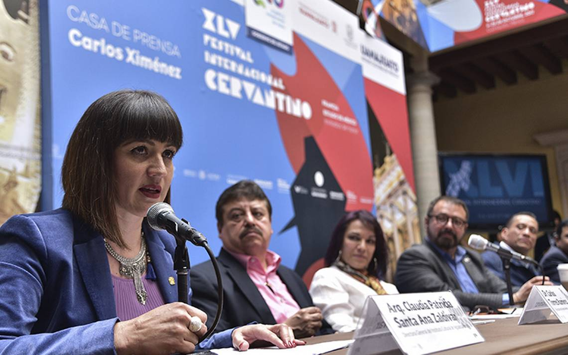 Aguascalientes e India serán los invitados de honor para el Cervantino 2018