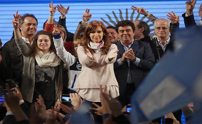 Denuncian fraude en elecciones argentinas