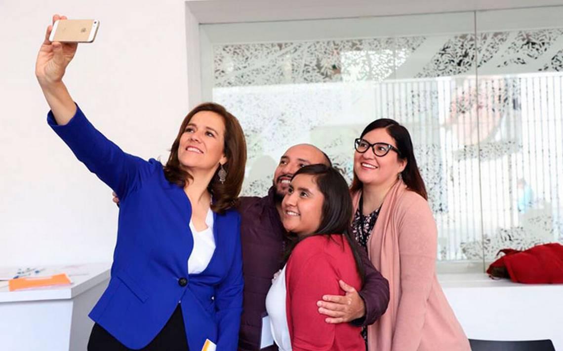 No pido a ciudadanos el voto A?til, sino de conciencia: Margarita Zavala