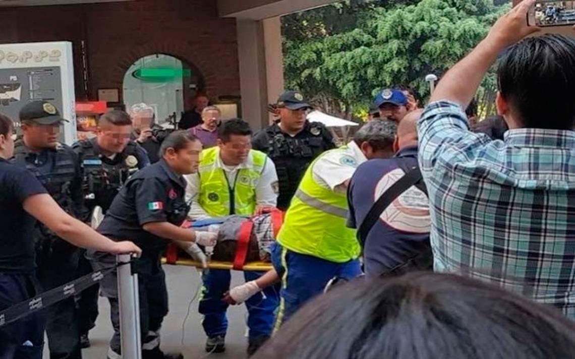 Feminicida de Reforma 222 sale del hospital; es vinculado a proceso