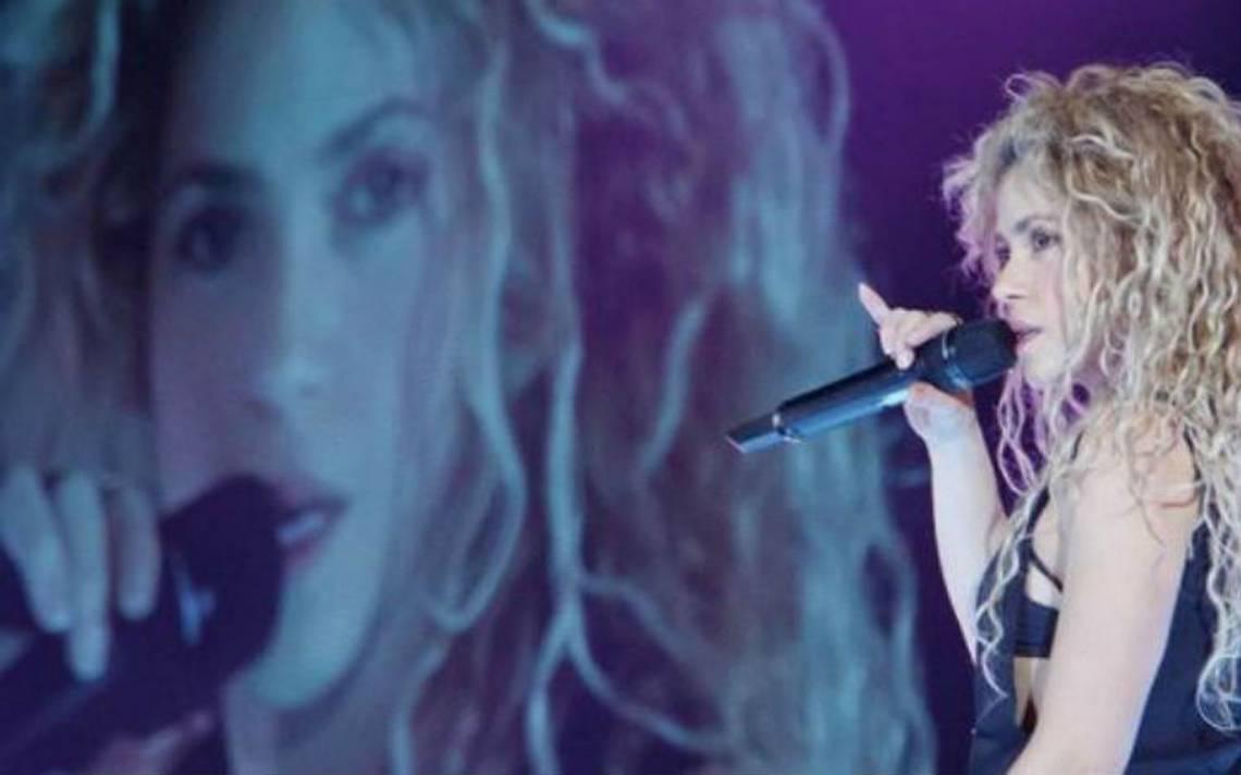 'Contando desde ya los días', Shakira reanuda conciertos hasta junio de 2018