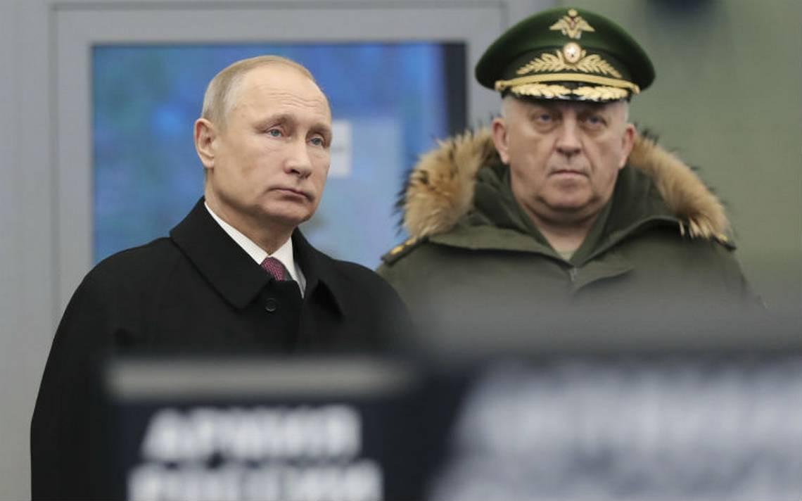 Putin denuncia carácter 'agresivo' de nueva estrategia de seguridad de Trump
