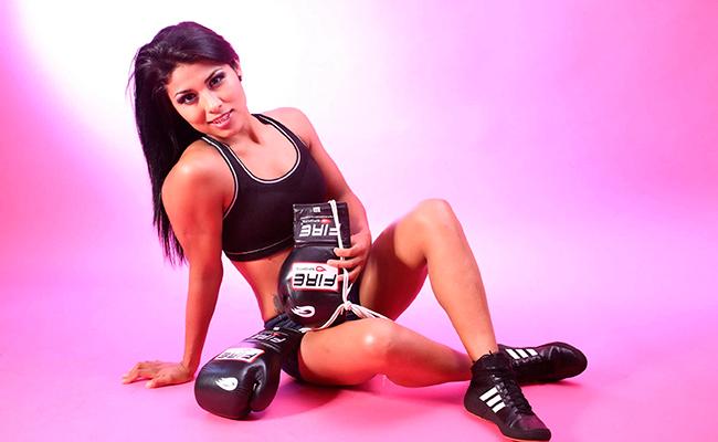 """La """"Ametralladora"""" Muciño regresa al ring"""
