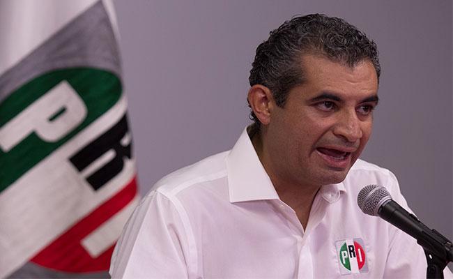 Ochoa Reza alista reunión con dirigente del PVEM en los próximos días