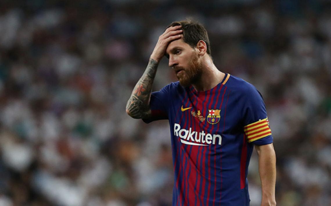 ¿Problemas en el paraíso? Leo Messi a un paso de salir del Barcelona