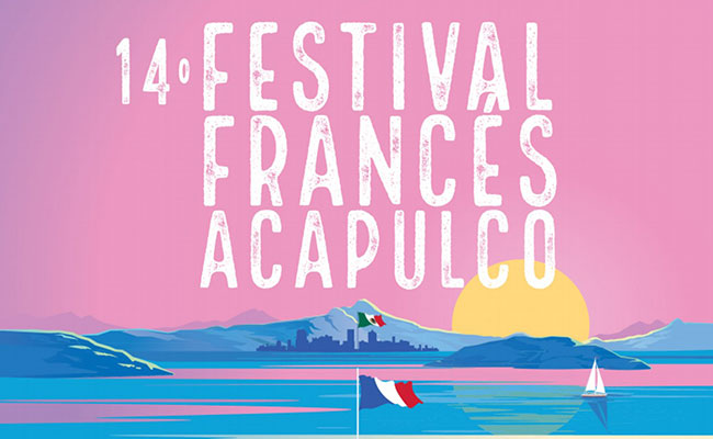 Edición 14 del Festival Francés de Acapulco