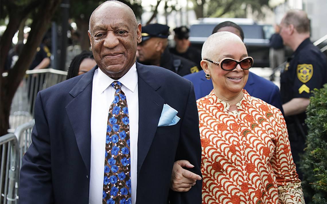 Esto es un linchamiento contra mi marido, no es justicia: esposa de Bill Cosby