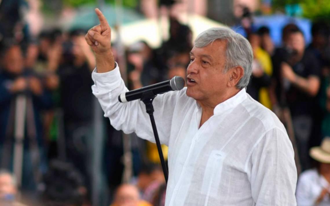 No inmediatamente, pero sí viviré en Palacio Nacional como Juárez: AMLO