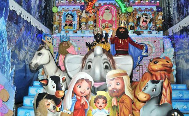 Reyes Magos invertirán 3 mil 489 millones de pesos en regalos para niños