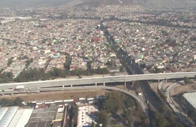 Ecatepec y Chalco registran mala calidad del aire