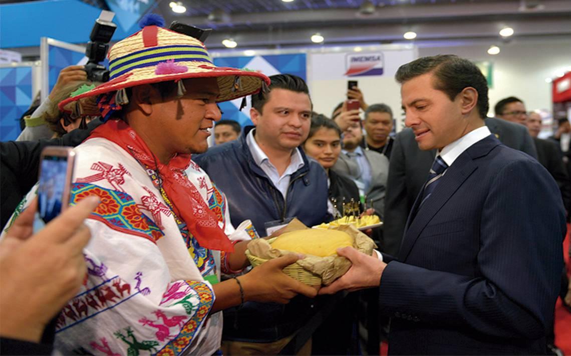 México es proveedor clave de alimentos en el mundo: EPN