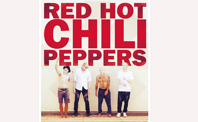 ¡Los Red Hot Chili Peppers vienen a México!