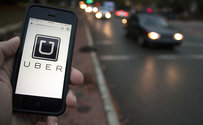 Uber usa arma secreta para evadir autoridades
