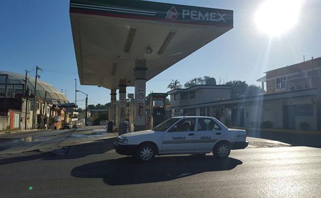Perdieron gasolineros de Tamaulipas casi 70 mdp por caída en ventas