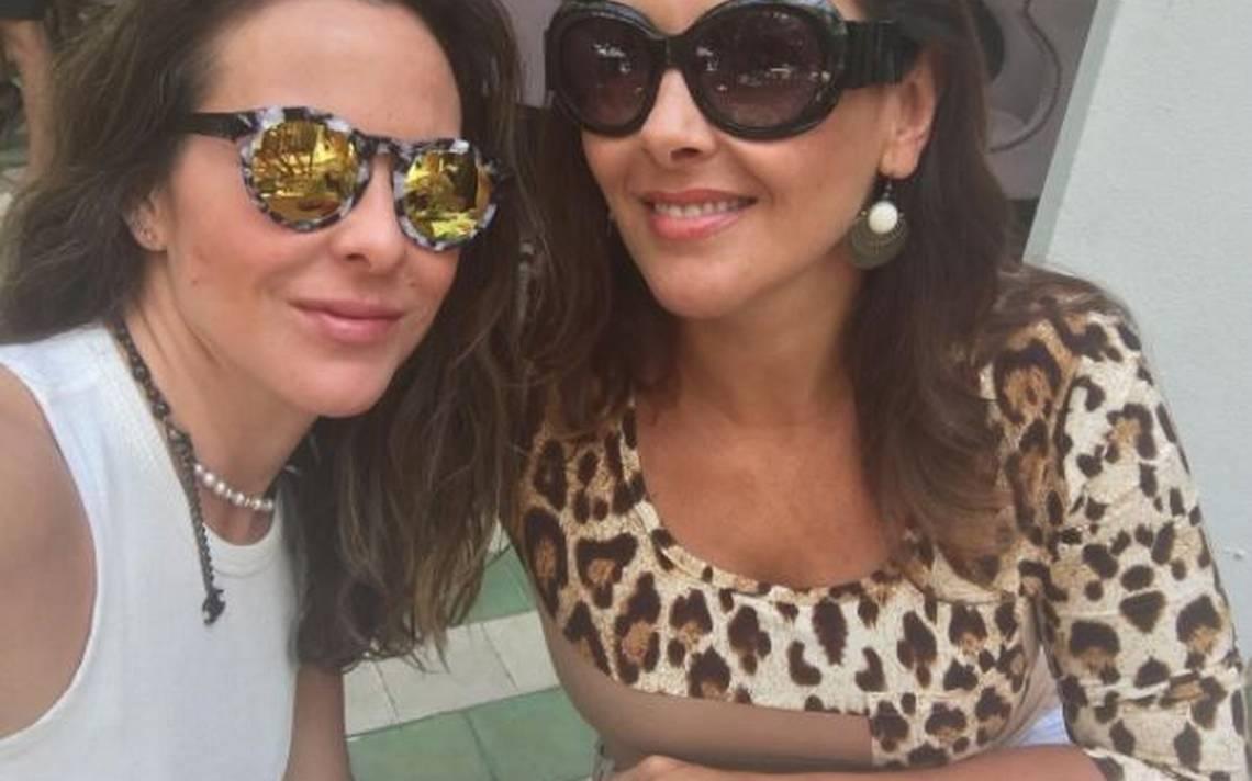 """Hermana de Kate del Castillo asegura que es una """"intermediaria de Dios"""""""