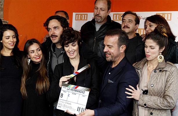 """Estrenan  """"La Hermandad"""", con elenco mexicano"""
