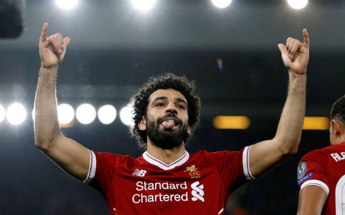 Egipcio Mohamed Salah, elegido el Jugador del AA�o en Inglaterra