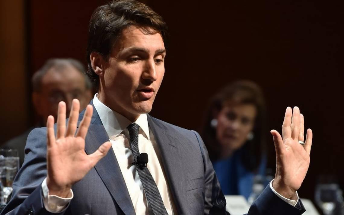 Esto fue lo que dijo Trudeau tras la acusación de manosear a una periodista
