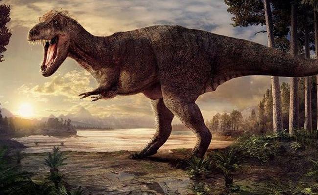 Desmienten científicos que Tiranosaurio Rex tenía plumas