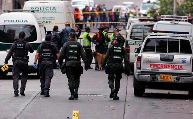Guerrilla ELN asume autoría de atentado en Bogotá