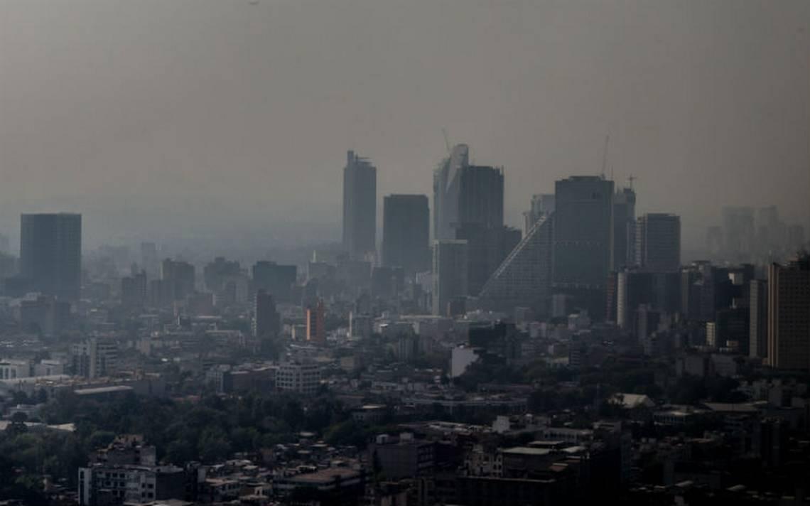 Reportan mala calidad del aire en el Valle de México; habrá ambiente frío