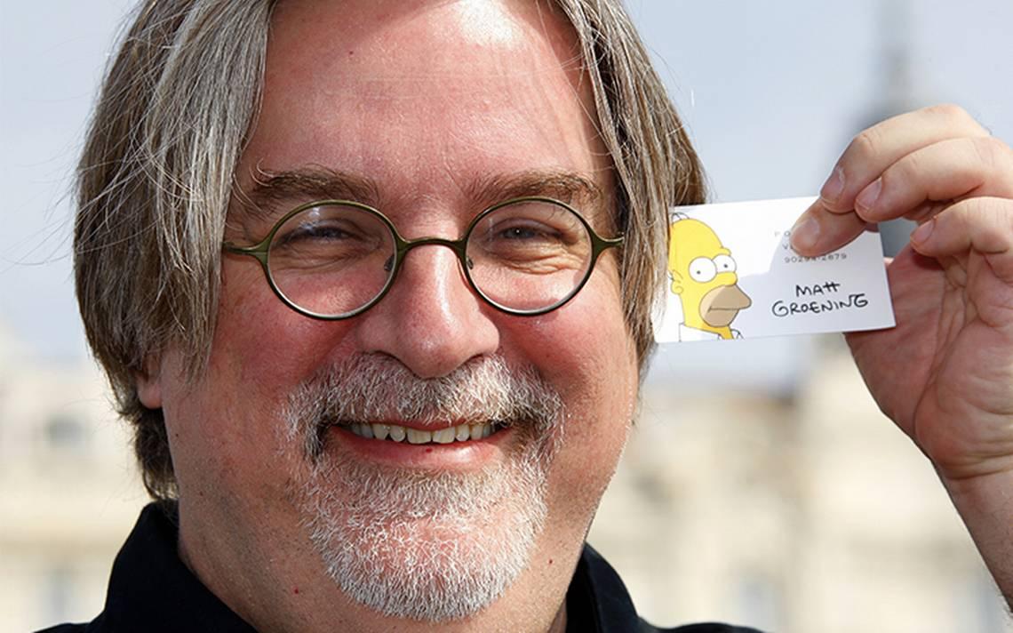 AsA� responde Matt Groening tras polA�mica racista en Los Simpson