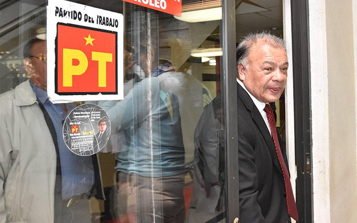 PGR ordena detener a esposa de líder del PT, Guadalupe Rodríguez