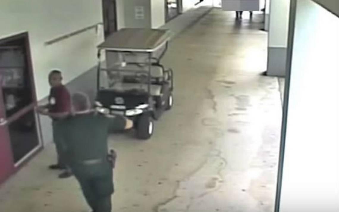 Revelan videos de vigilancia del día de la masacre en escuela de Florida