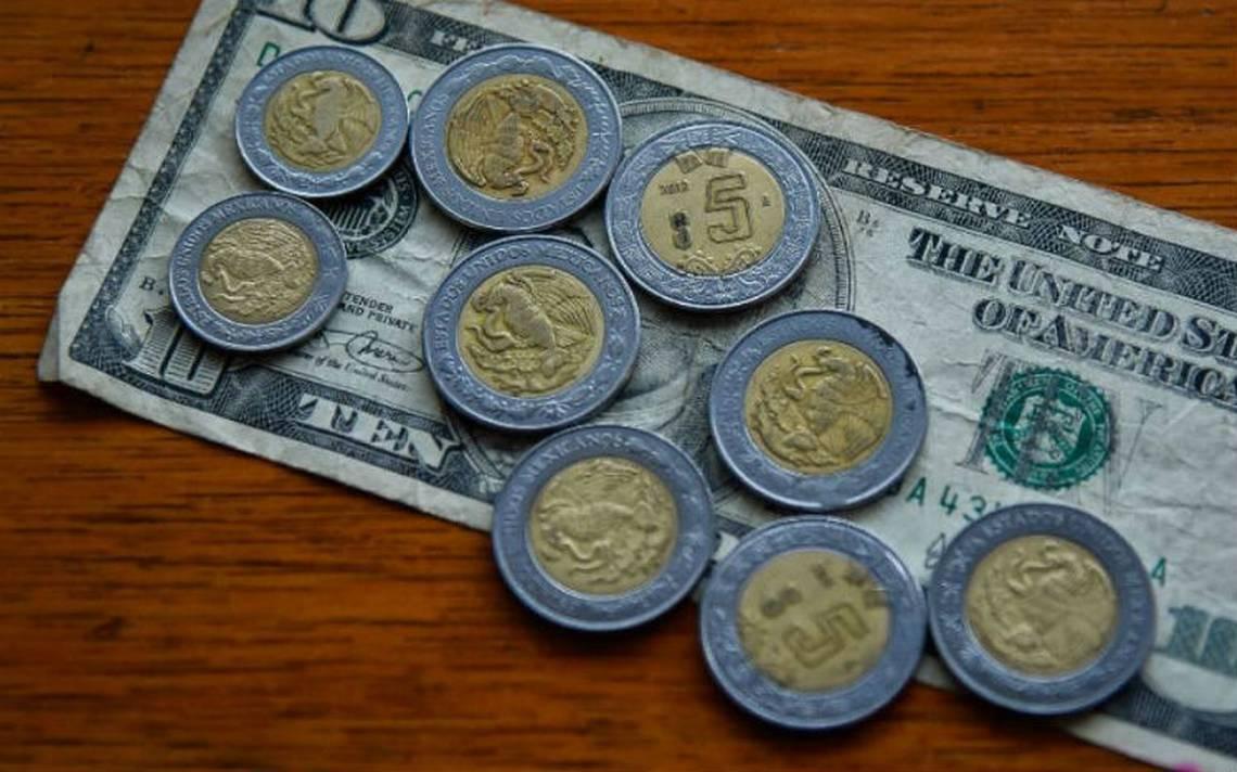 Peso mexicano se ha fortalecido y julio es el mes más positivo