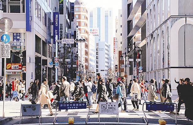 PIB de Japón crece por cuarto trimestre consecutivo gracias a exportaciones