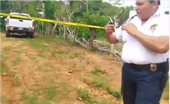 Disparan contra casa de candidato en Soconusco