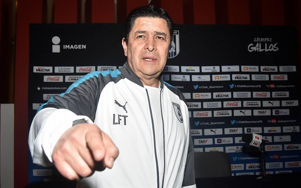 El objetivo primordial para Luis Fernando Tena es la porcentual