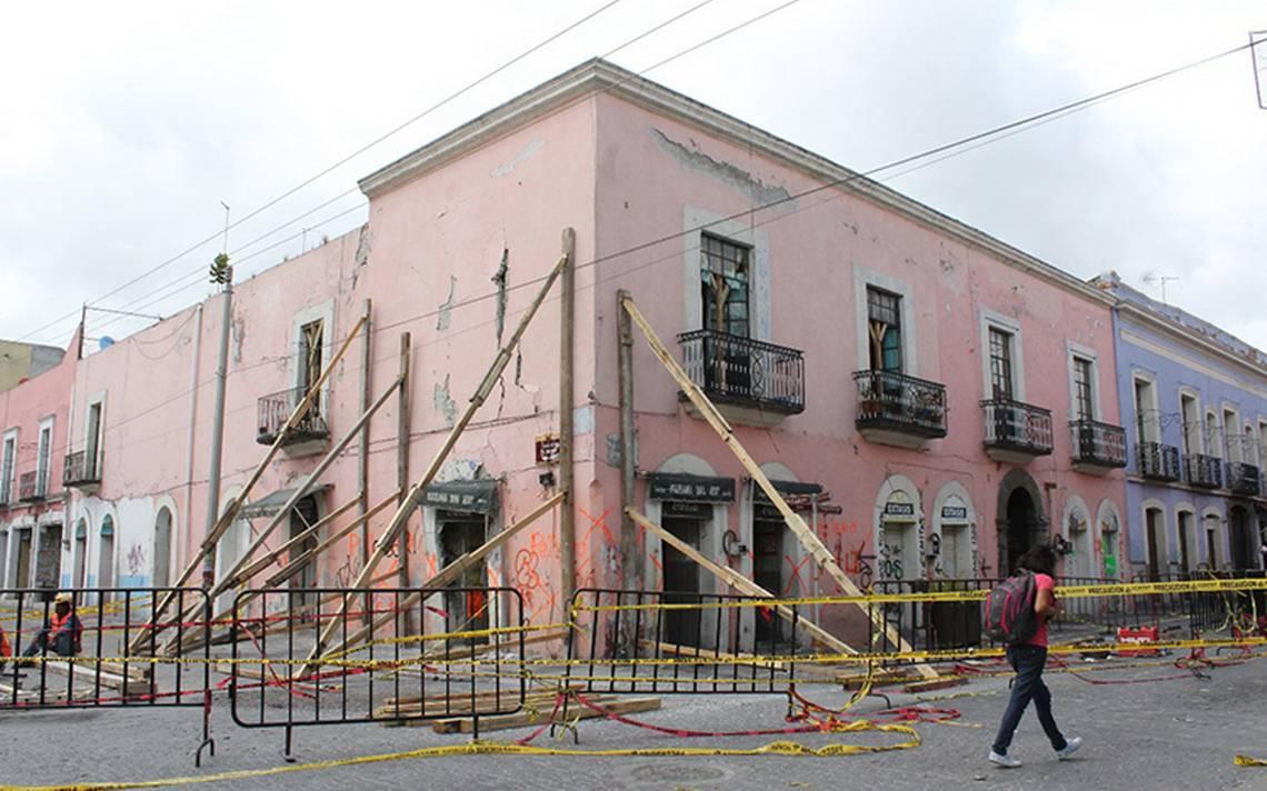 Indemnizarán con 5 mil dólares a deudos de fallecidos por  terremoto en Puebla