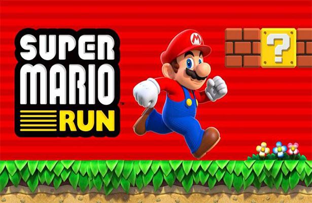 La espera terminó, ¡ya está aquí Super Mario Run!