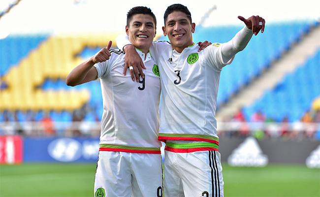México vence a Senegal; avanza a cuartos de Mundial Sub 20