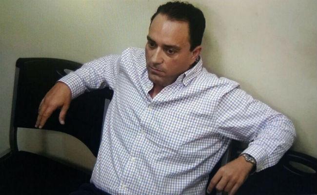 Roberto Borge denuncia malas condiciones de reclusión en Panamá