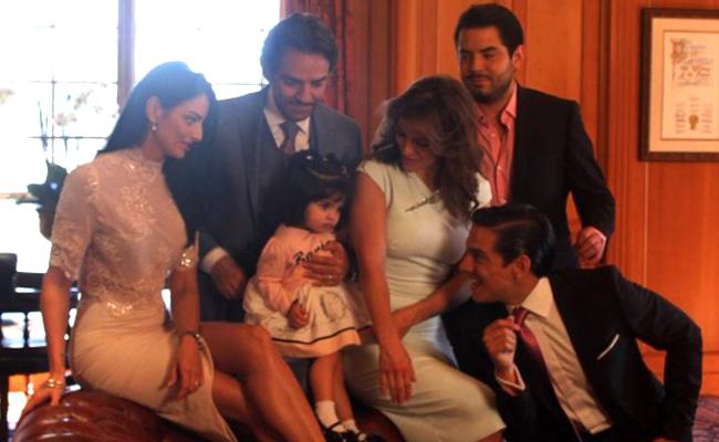 ¡Los Derbez quieren ser los Kardashian mexicanos!