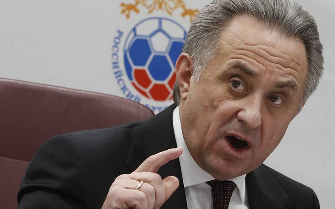 Viceministro deja el comité organizador del Mundial Rusia 2018