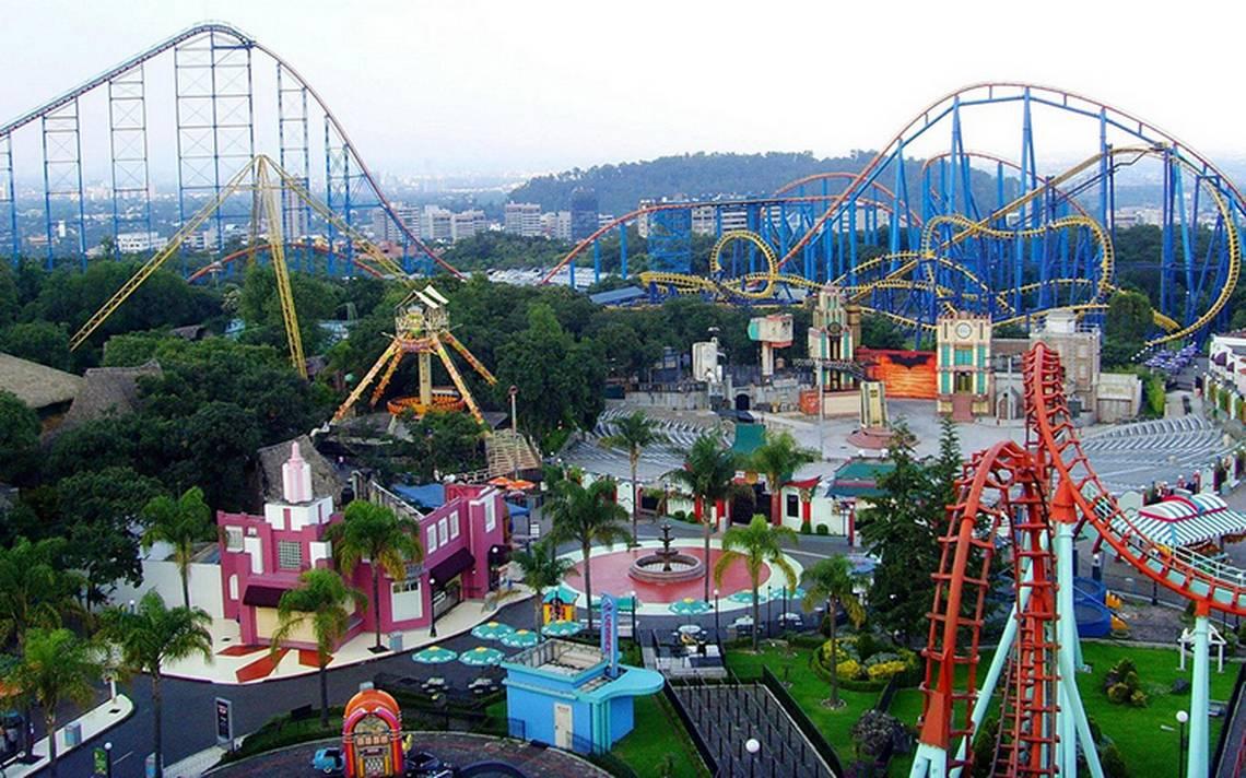 Estas son las nuevas atracciones que Six Flags tendrá en 2019