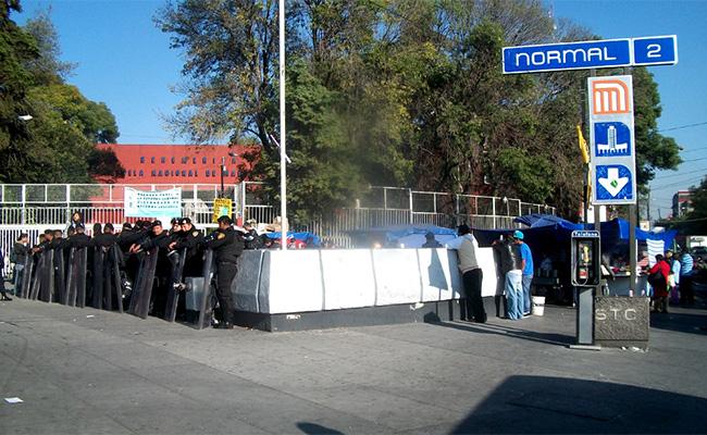 Cerrarán acceso a estación Normal del Metro por grabación de Cuarón