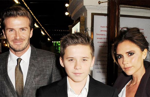 Así celebran Victoria y David Beckham los 18 años de Brooklyn