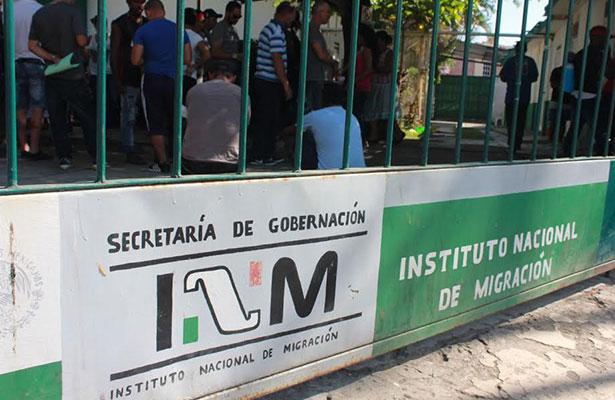 Chiapas continúa atención  a migrantes cubanos