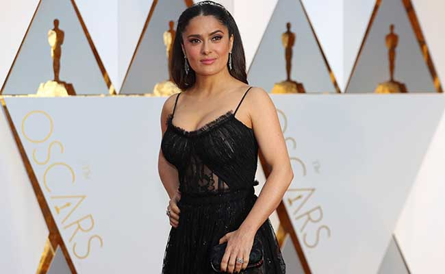 Salma Hayek sabía del error en los Oscar ¡antes de que sucediera!