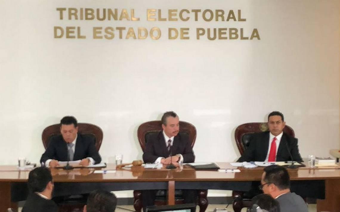 Tribunal Electoral de Puebla ratifica a Martha Erika Alonso como ganadora de la elección